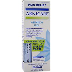 BOIRON Pain Relief - Arnicare Arnica Gel & Pellets Value Pack 2.6 oz