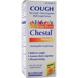 BOIRON Cough - Children's Chestal 4.2 fl.oz
