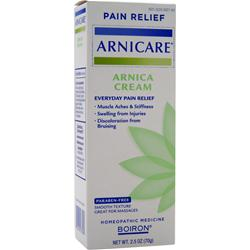 BOIRON Pain Relief - Arnicare Arnica Cream 2.5 oz