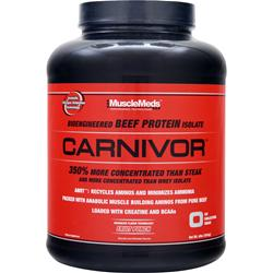 MUSCLEMEDS Carnivor Fruit Punch 4 lbs