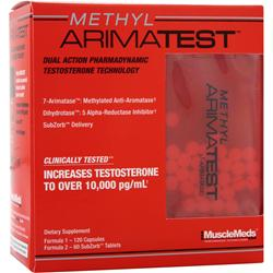 MuscleMeds Methyl Arimatest 1 kit