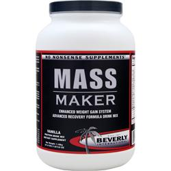 Beverly International Mass Maker Vanilla 2 lbs