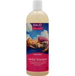 HALO Cloud Nine Herbal Shampoo 16 oz