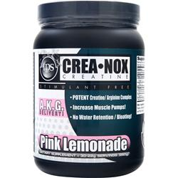 NEW WHEY NUTRITION Crea-Nox Creatine Pink Lemonade 660 grams
