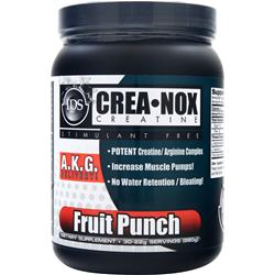 NEW WHEY NUTRITION Crea-Nox Creatine Fruit Punch 660 grams