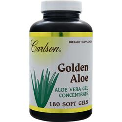 CARLSON Golden Aloe - Aloe Vera Gel Concentrate 180 sgels