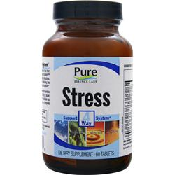 Pure Essence Labs Stress 60 tabs