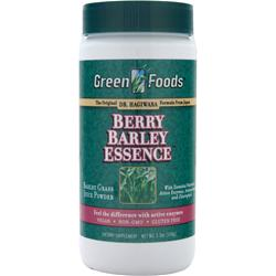 GREEN FOODS Berry Barley Essence 5.3 oz