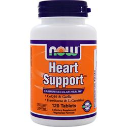 NOW Heart Support 120 tabs