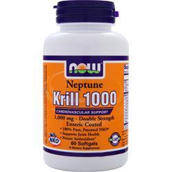Now Neptune Krill 1000 60 sgels