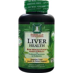 EMERALD LABORATORIES Liver Health 90 vcaps