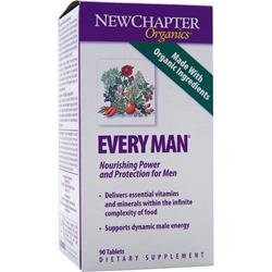 New Chapter Every Man 90 tabs