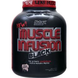 NUTREX RESEARCH Muscle Infusion Black Cookie Madness 5 lbs