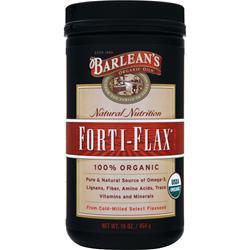 Barlean's Forti-Flax - 100% Organic 16 oz