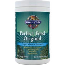 GARDEN OF LIFE Perfect Food Original - Super Green Formula 300 grams