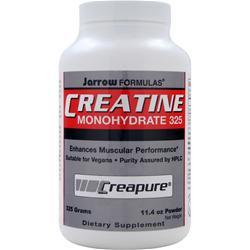 JARROW Creatine Monohydrate 325 (Creapure) 325 grams