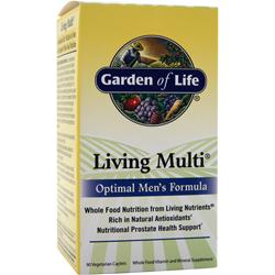 GARDEN OF LIFE Living Multi - Optimal Men's Formula 90 cplts