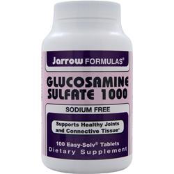 Jarrow Glucosamine Sulfate (1000mg) 100 tabs