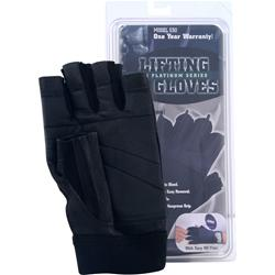 SCHIEK SPORTS Lifting Gloves Platinum Series Medium 2 glove