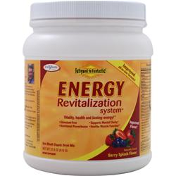 Enzymatic Therapy Energy Revitalization System Berry Splash 615 grams