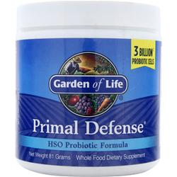 GARDEN OF LIFE Primal Defense Powder 81 grams