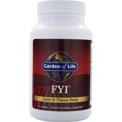 Garden Of Life FYI - Joint and Tissue Food 90 cplts