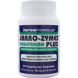 JARROW Jarro-Zymes Plus (Vegetarian) 60 vcaps