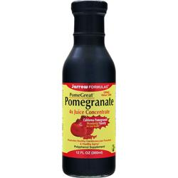 Jarrow Pomegranate Juice Concentrate 12 fl.oz