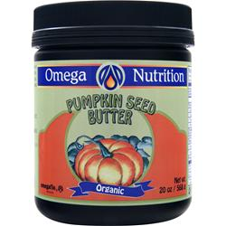 Omega Nutrition Pumpkin Seed Butter - Organic 20 oz