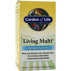 GARDEN OF LIFE Living Multi - Optimal Formula 126 cplts