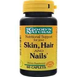 GOOD 'N NATURAL Skin, Hair and Nails 60 cplts