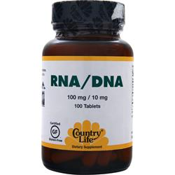 Country Life RNA/DNA 100 tabs