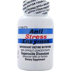Biotec Foods Anti Stress Enzymes 200 tabs
