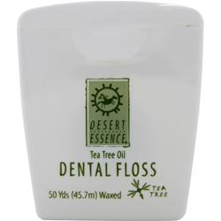DESERT ESSENCE Tea Tree Oil Dental Floss 1 unit