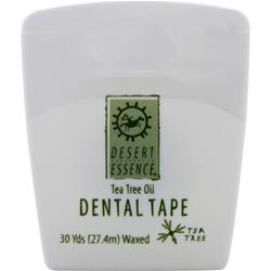 Desert Essence Tea Tree Oil Dental Tape 1 unit