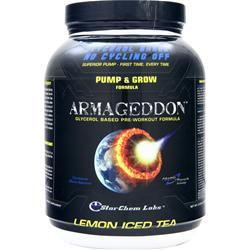 Starchem Labs Armageddon Lemon Iced Tea 2.02 lbs