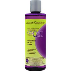 AVALON ORGANICS CoQ10 Enzyme Skin Care Perfecting Facial Toner 8 fl.oz