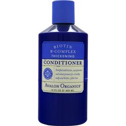 AVALON ORGANICS Thickening Conditioner Biotin B-Complex 14 fl.oz