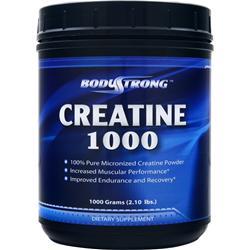 BodyStrong Creatine 1000 grams