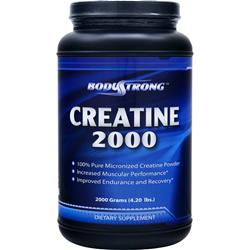 BODYSTRONG Creatine 2000 grams