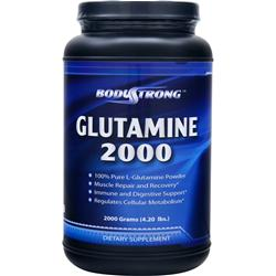 BODYSTRONG Glutamine 2000 grams