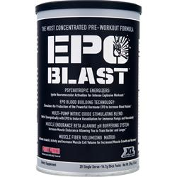 Xero Limits EPO Blast Fruit Punch 20 pck