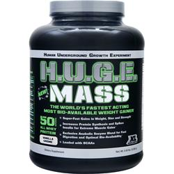 XERO LIMITS H.U.G.E. Mass Vanilla Creme 5.03 lbs