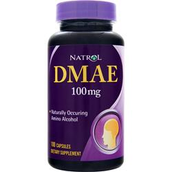 NATROL DMAE (100mg) 100 caps