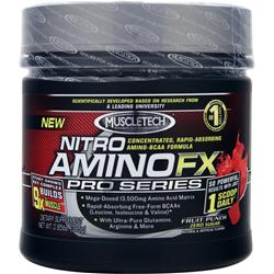 MUSCLETECH Nitro Amino FX Pro Series Fruit Punch .85 lbs