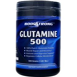 BodyStrong Glutamine 500 grams