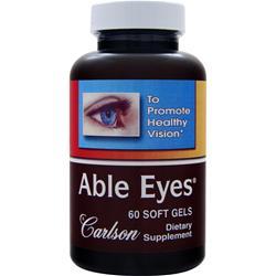 CARLSON Able Eyes 60 sgels