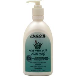 JASON Aloe Vera 70% All-Over Body Lotion 16 oz
