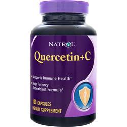 Natrol Quercetin+C 100 caps