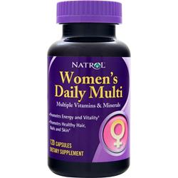 Natrol Women's Daily Multi 120 caps